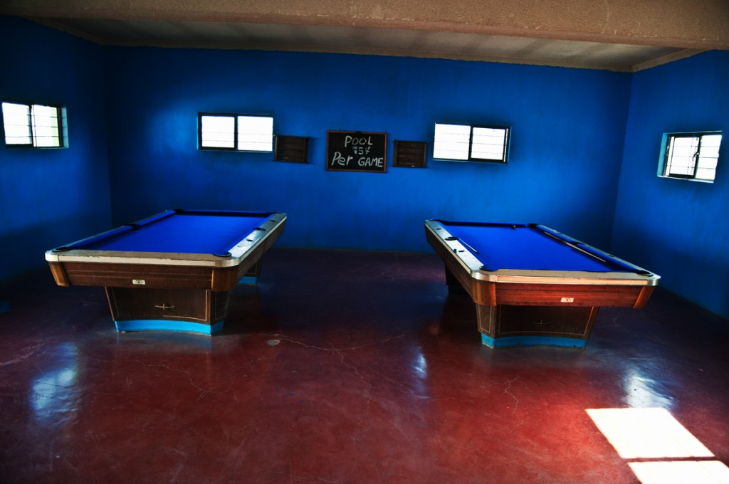 pool tables with NEW FELT!