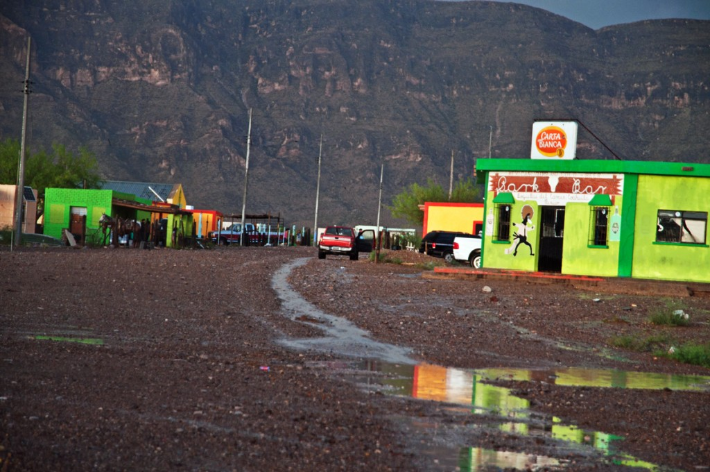 Boquillas after the rain