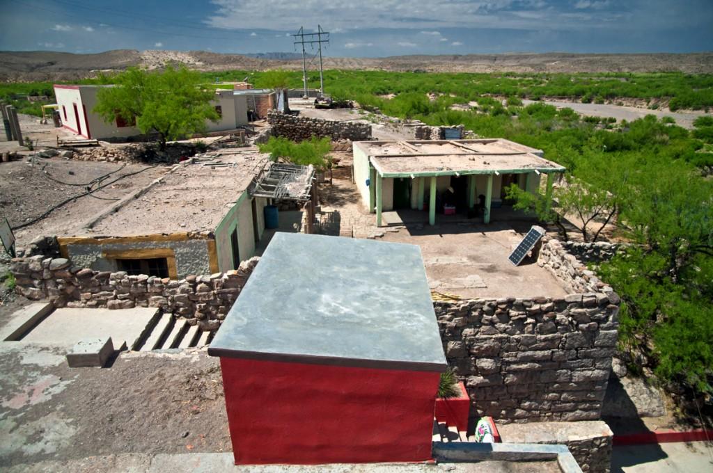 Boquillas houses