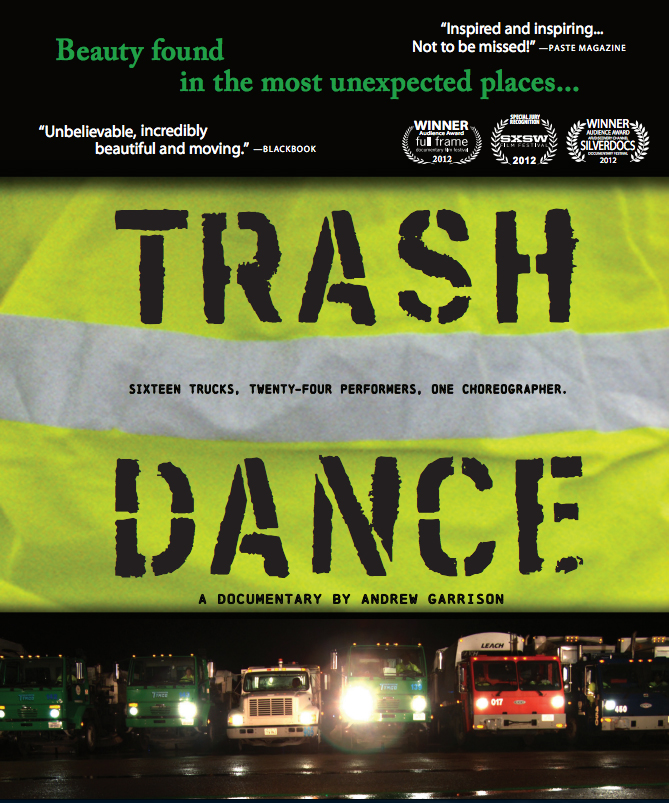 Trash Dance!