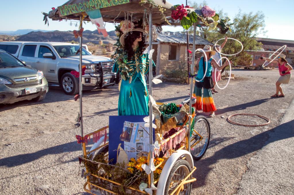 Terlingua Green Scene Parade 5