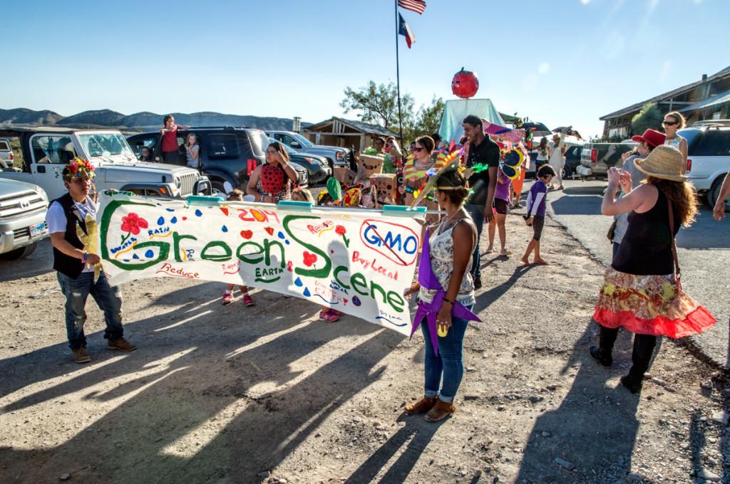 Terlingua Green Scene Parade 3