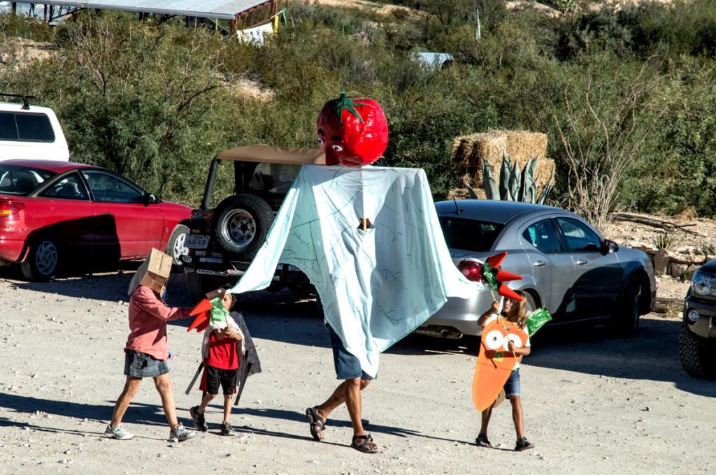 Terlingua Green Scene Parade
