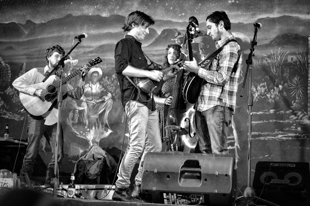 Bottom Dollar String Band at the Starlight Theatre