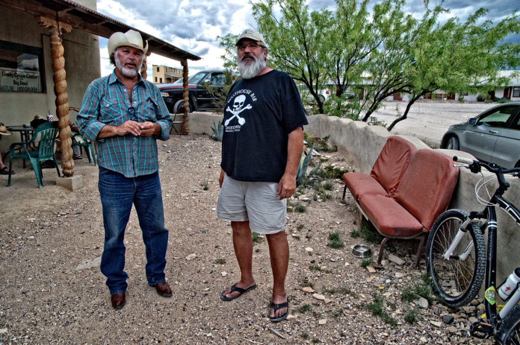 Jeffro Greasewood (with Jeff Haislip)