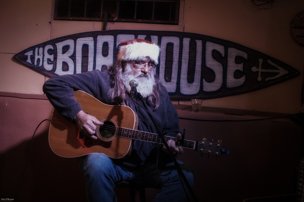Jeffro Greasewood is Santa