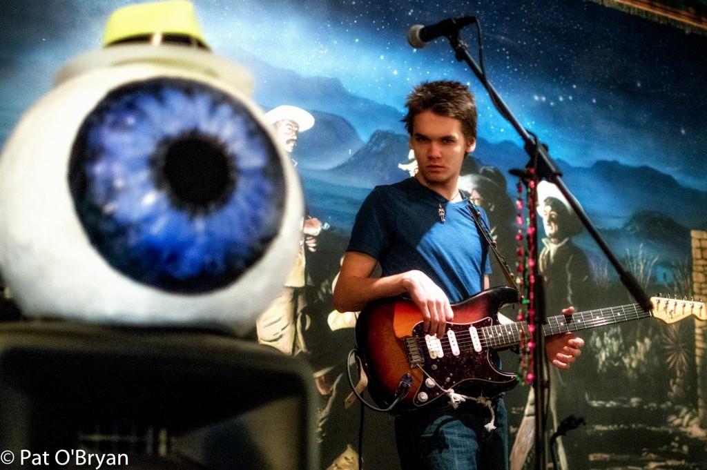 Rory - eye