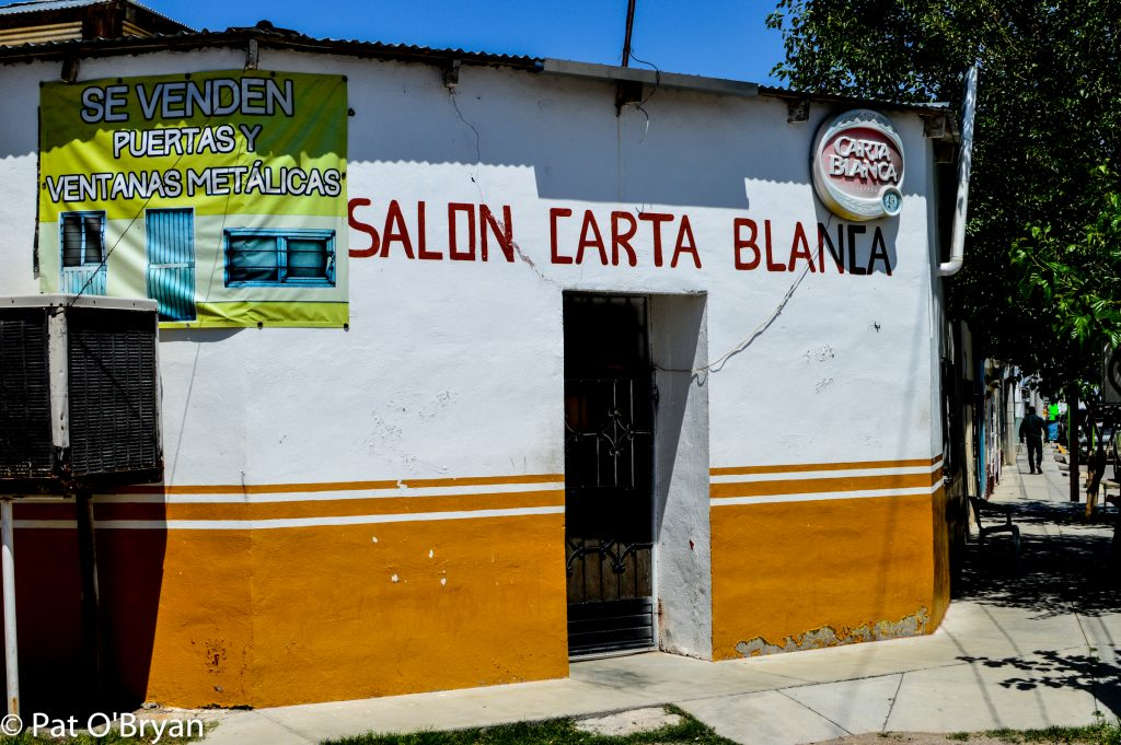 Beer joint. San Carlos