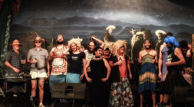 Skirt Night – Starlight Theatre – 2016