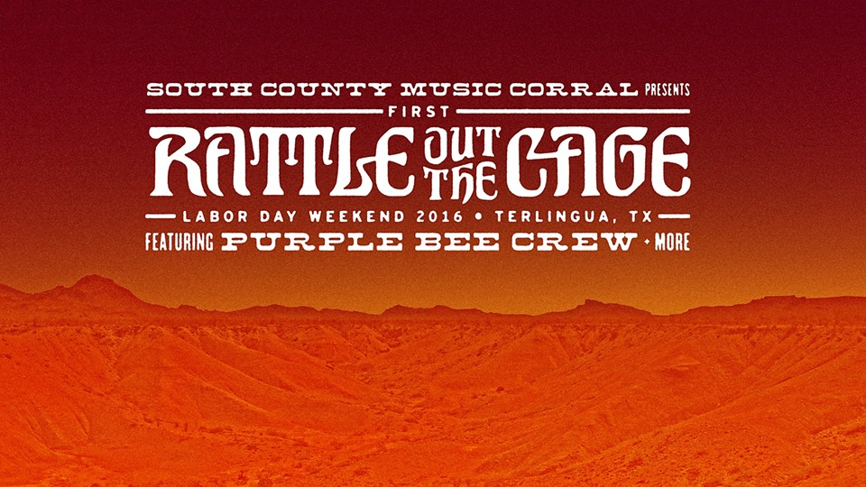 First Rattle out the Cage banner