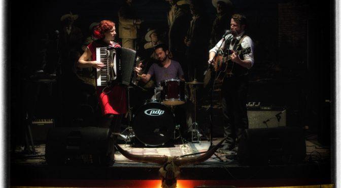 Amanda Kitchens, Garner Sloan, Epic Porch Jam